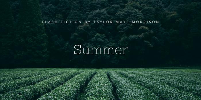 Flash Fiction by Taylor Maye Morrison
